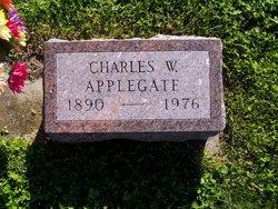 Charles W Applegate