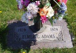 Elmer G Adams