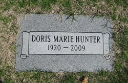 Doris Marie Mor Mor <i>Sholander</i> Hunter