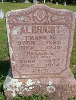 Della Sarah <i>Wilson</i> Albright
