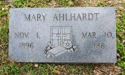 Mary Ahlhardt