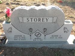 Jannie Ann <i>Price</i> Storey