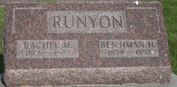 Benjamin H Runyon