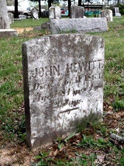 John Hewitt