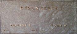 Adeline E. <i>Fingerhut</i> Dusenberry