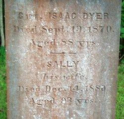 Sally <i>Thayer</i> Dyer
