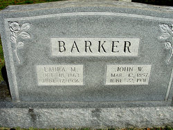 Laura Rebecca <i>Michael</i> Barker