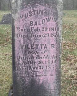 Viletta <i>Taber</i> Baldwin
