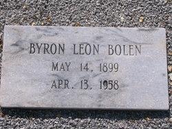 Byron Leon Bolen