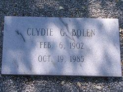 Clydie Evy <i>Grubbs</i> Bolen