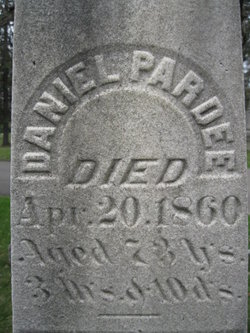 Daniel Pardee