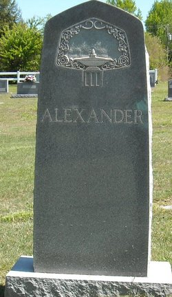 Jesse Thomas Alexander
