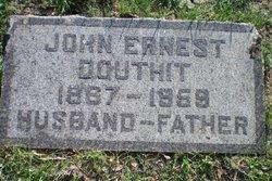 John Ernest Douthit