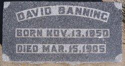 David Banning