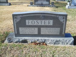 Clarence Woodrow Foster