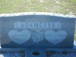 Sgt Aloysius G. Mr. A. Adamczyk