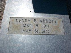 Henry E Abbott