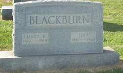 Elisha Rudolph Blackburn