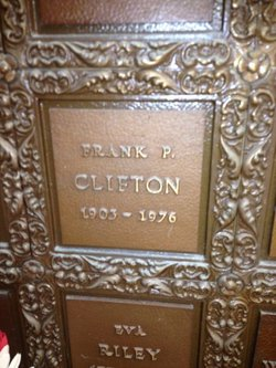Francis Paul Paul Clifton