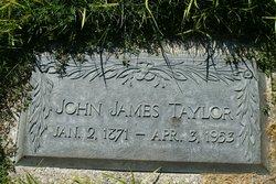 John James Taylor