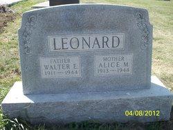Alice M. Leonard