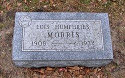 Lois <i>Humphries</i> Morris