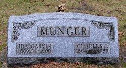 Ida May <i>Garvin</i> Munger