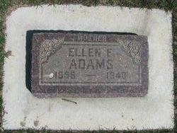 Ellen Alena <i>Thomas</i> Adams