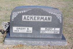 Emery B Ackerman