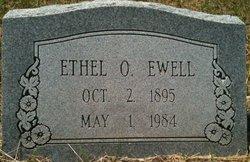 Ethel Lee <i>Osburn</i> Ewell