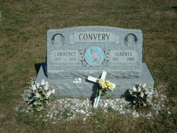Lawrence James Convery