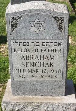 Abraham Senchak (or Sanshuk)