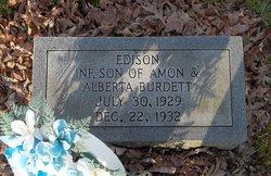 Edison Burdett