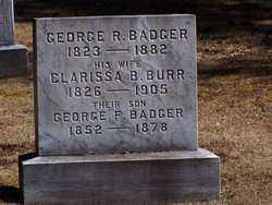 Clarissa <i>Burr</i> Badger