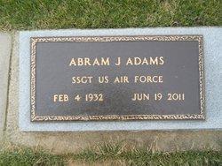 Abram J Adams