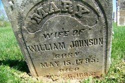 Mary Polly <i>Alvis</i> Johnson