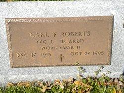 Carl F. Roberts