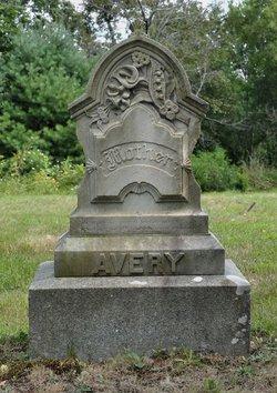Ann Maria <i>Sennott</i> Avery