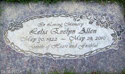 Lelia Evelyn Allen