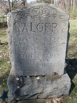 Nelson Alger