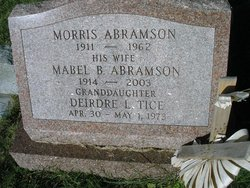 Morris Abramson