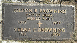 Verna <i>Connell</i> Browning
