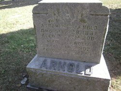 Abraham Arnold