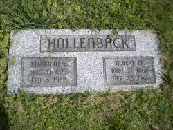 Albert May Hollenback