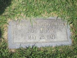 Paul Clifford Heath