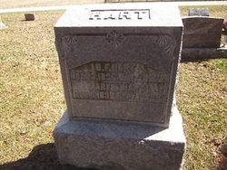 Mary A. <i>Petry</i> Hart