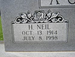H. Neil Agee