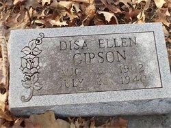 Disa Ellen <i>Long</i> Gipson