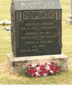 Joseph Mendenhall Johnson