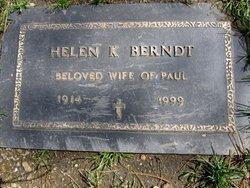 Helen Isabelle <i>Kelsey</i> Berndt